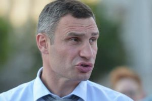 После пожара в Одессе Кличко поручил проверить детские заведения Киева