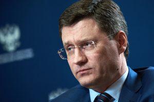 Новак: продажа газа из России Европе на востоке Украины нецелесообразна