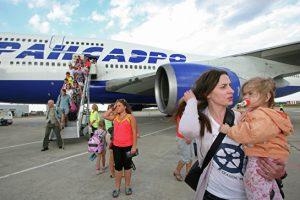 Украина накопила штрафы российским авиакомпаниям