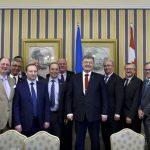 Порошенко позвал канадский бизнес в Украину