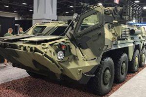 Гройсман сообщил об увеличении на треть военного бюджета Украины в 2018