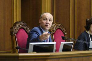 Парубий призвал Евронест усилить санкции против России
