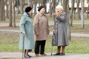 Старт пенсионной реформы, первый снег