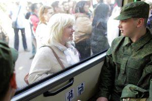 Киев потребовал от России отменить военный призыв в Крыму и Севастополе