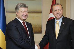 Украину с официальным визитом 9 октября посетит президент Турции