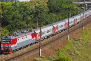 Россия заявила, что запустит все свои поезда в обход Украины до конца года