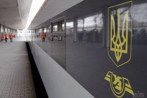 Из Киева в Одессу за 2 часа: в Украине может появится скоростная евроколея