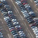 Импорт легковых авто в Украину вырос на 92%