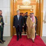 Украина и Саудовская Аравия договорились об инвестициях в аграрную сферу