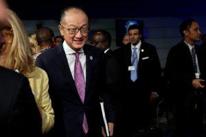 В Украину прилетел президент Всемирного банка