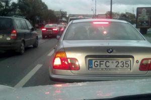 Литва будет наказывать владельцев авто, незаконно ввезенных в Украину