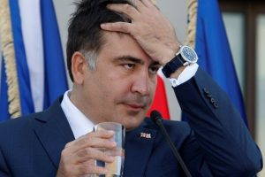 Саакашвили про штурм Октябрьского: Это провокация