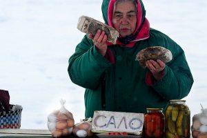 Украина будет закупать сало в ЕС