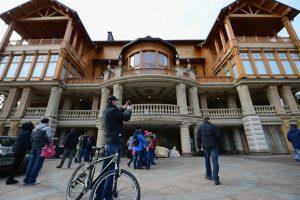 ГПУ отрицает, что Межигорье вернули государству