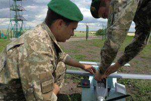 Пограничники получили пять беспилотных авиационных комплексов