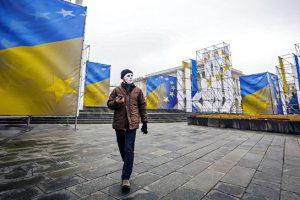 Украинская экономика замедлилась после года роста