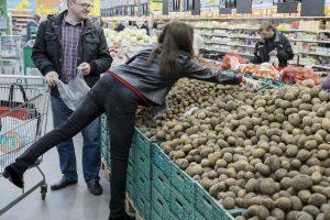 «Нищие» украинцы объедаются икрой и устрицами