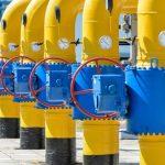 В украинских хранилищах осталось 14 миллиардов кубов газа