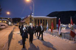 Украина в Давосе и допрос Парубия