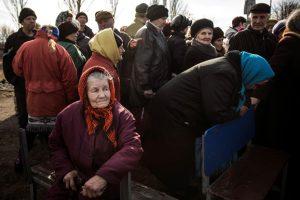 Украина вошла в 30 самых «старых» стран мира