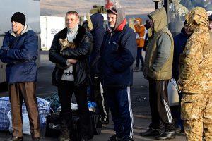 Депутат Рады ищет завербованных агентов среди освобожденных из плена украинцев