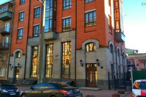Радикалы под крики «Смерть России!» нагадили в киевском офисе Российского центра науки и культуры