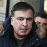 """Саакашвили попросил помощи у ЕС и заявил о планах вернуться в Украину """"законным способом"""""""