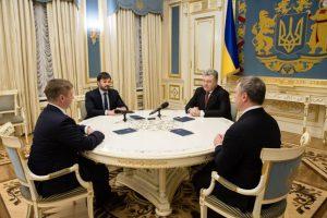 Президент поздравил украинцев с победой Нафтогаза