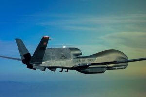 Самолеты США провели разведку возле побережья Крыма