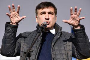 Саакашвили назвал срок возвращения во власть в Грузии