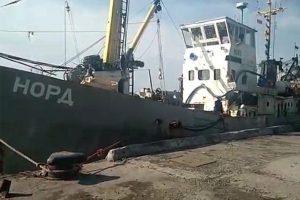 Арестованный капитан судна «Норд» вышел на свободу
