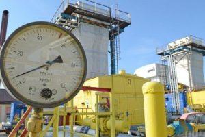 «Укртрансгаз» отчитался об объемах газа в хранилищах