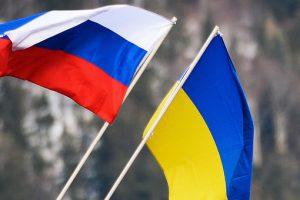 Объем внешне-экономической деятельности Украины и РФ вырос