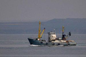 Экипаж российского судна «Норд» допросят в СБУ