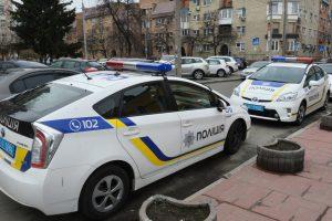 В Киеве из гранатомета выстрелили в здание «Киевгорстроя»