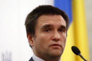 Климкин заявил, что Россия использует Украину как «полигон»