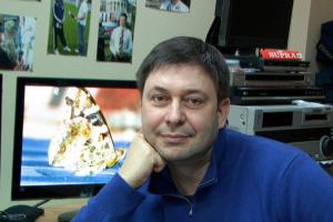 Руководителю РИА «Новости Украина» Вышинскому объявили о подозрении в госизмене, он задержан