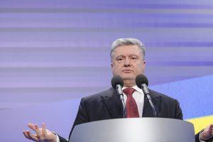 Нелюбовь Порошенко: кажется, президент Украины рассказал самый короткий анекдот в мире