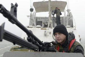 Украинские пограничники признали свое бессилие в Азовском море