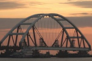 Украина неожиданно выявила плюсы от Крымского моста
