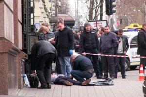 Генпрокуратура Украины не смогла найти «российского следа» в гибели Вороненкова