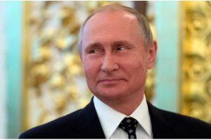 Путин дал частям российской армии названия украинских городов