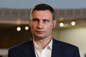 Виталий Кличко намерен во второй раз стать мэром Киева