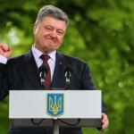 Порошенко поблагодарил Штаты за принятие Крымской декларации