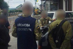 Во Львовской области военный торговал украденными боеприпасами