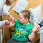 В Украине уменьшилось количество больных корью