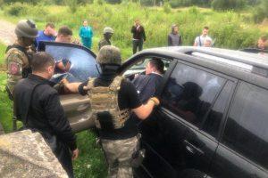 Митинг в Киеве закончился стрельбой с раненым