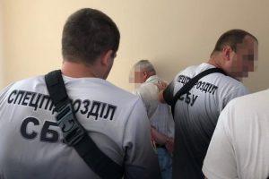 В Николаевской области на взятке задержан советник главы района