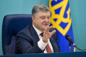 Порошенко заявил, что князь Владимир крестил не Русь, а Украину