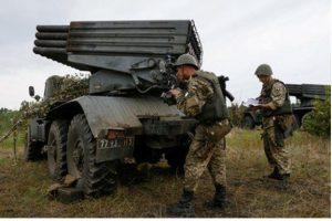 Киев рассказал об успехах в Донбассе